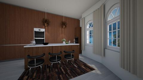 scandinavian - Kitchen  - by MoolyLOL
