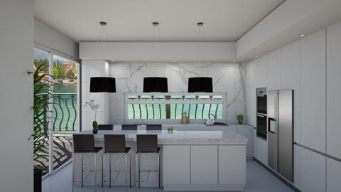 My lovely kitchen - Kitchen - by reem11