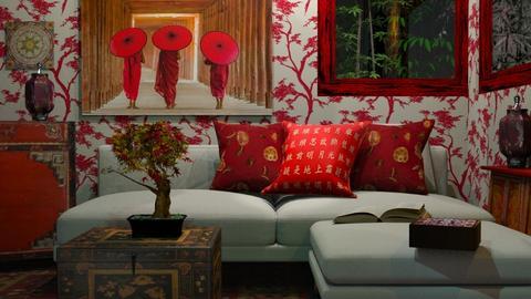 M_Oriental room - by milyca8