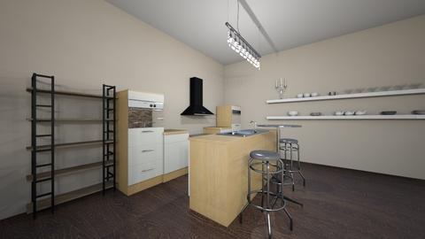 kkk - Kitchen  - by Hanulka 1