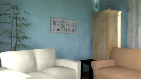 69plr - Rustic - Living room  - by OliveAve