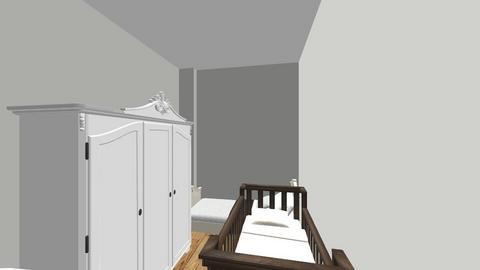 Cuarto para bebe - Kids room - by danipereraleda