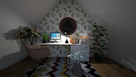 wurk 2 - Office  - by sriwanth12