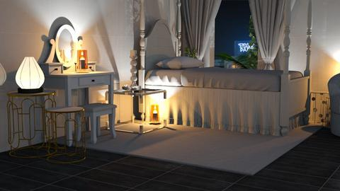 bedroom - Country - Bedroom  - by Malshi