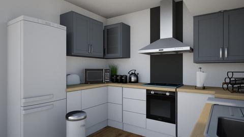 Hayley kitchen 1 - Kitchen - by JPOP