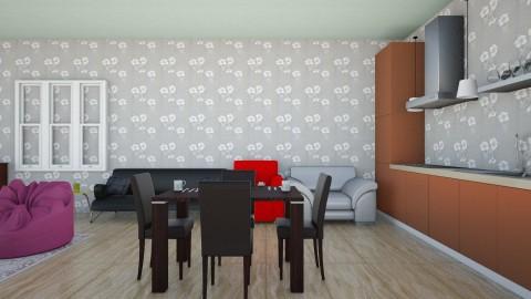 Novas room - Country - Bedroom  - by novabibb369