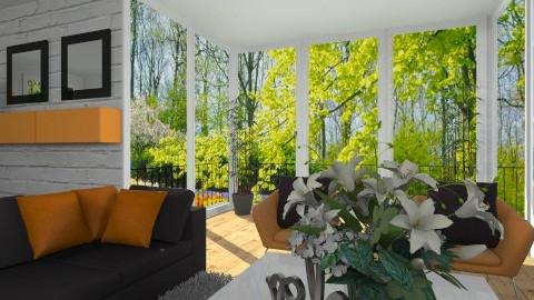 Livingroom007 - Modern - Living room - by Ivana J