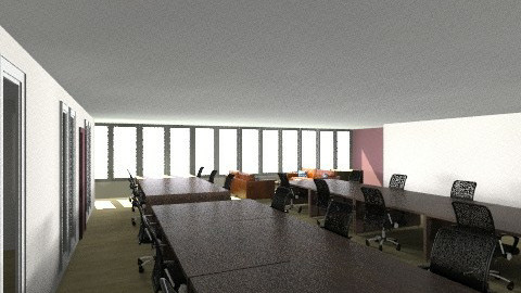 Bonhill 6th Floor_3 - Rustic - Office  - by TV Renders