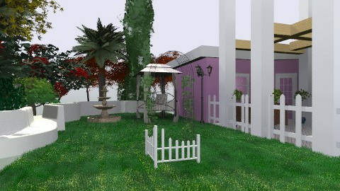 eeti - Classic - Garden  - by jawafi