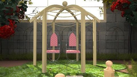 Sophie Paul - Classic - Garden  - by Sophie Paul