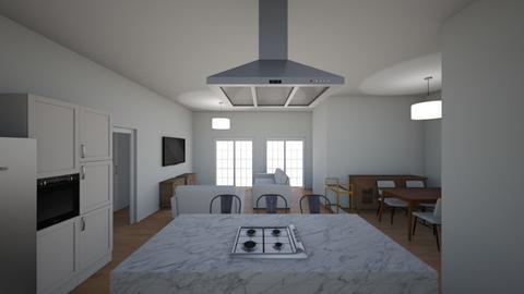 fam 2 - Living room - by Niva T
