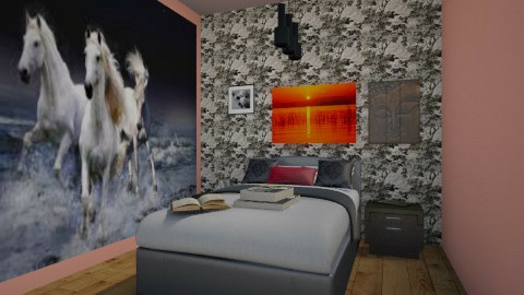 heavenly - Glamour - Bedroom  - by Sejal Jain
