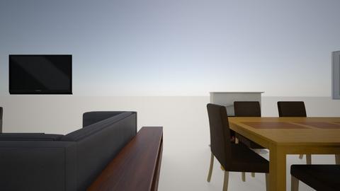 Common Rd - Living room  - by StyleFinn