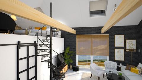 new living - Living room - by ewcia3666