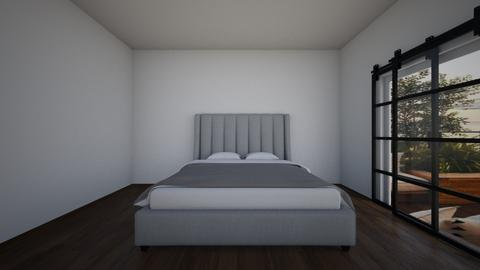 Master Bedroom  - Bedroom - by briitney