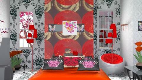 REDDD - Classic - Bedroom  - by asifgoldpk