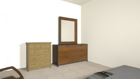 My Room  - Vintage - Bedroom  - by Lindo Stephanie