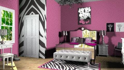Laura Ashley - Glamour - Bedroom  - by ocbruner
