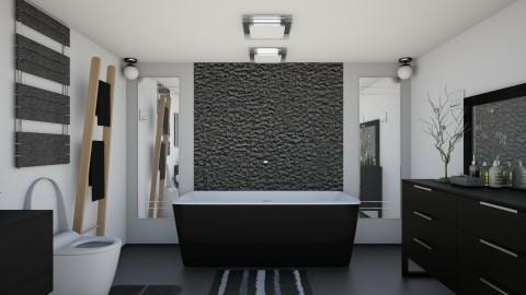 JMD Bathroom 1 - Modern - Bathroom - by Jaja Mdr