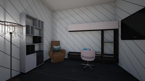 Relaxation - Retro - Office  - by Kenzi_Payne