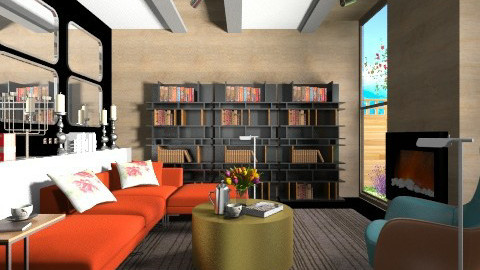 Rob Garden Lounge - Modern - Living room  - by 3rdfloor