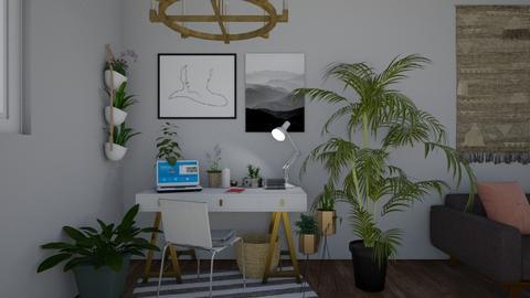 kjkn - Office - by Cairalacas