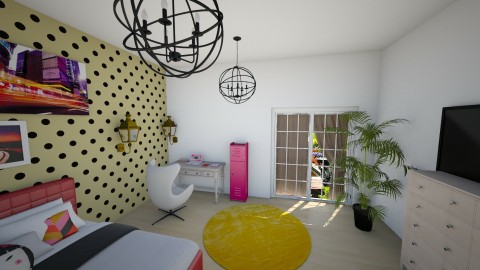 cool room - by Larica bublica