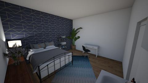 my room - Vintage - Bedroom  - by Gythe