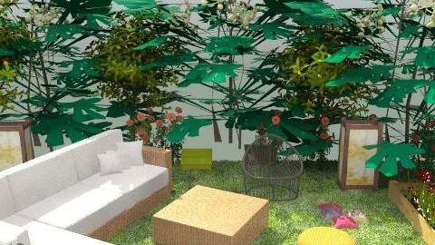 Verano - Modern - Garden  - by minerva8a