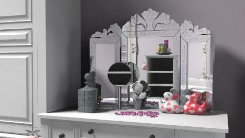bathroom2 - Glamour - Bathroom  - by lovebug22