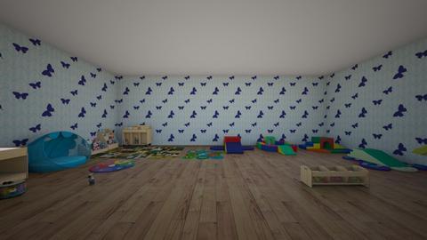 ellas room - Classic - Kids room  - by Ocean Fish 1