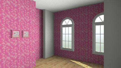 pink nursery - Rustic - Kids room  - by bilajednom