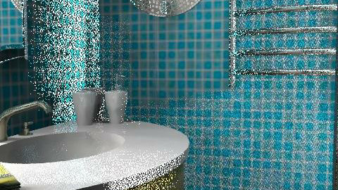 Little bathroom - Eclectic - Bathroom  - by rosellina