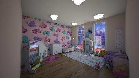 Princess - Kids room  - by miah