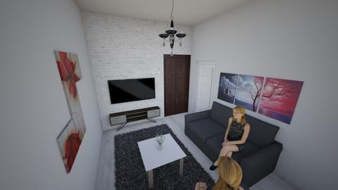 frff - Living room  - by filozof