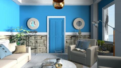 Escape in good company - Classic - Living room  - by ovchicha