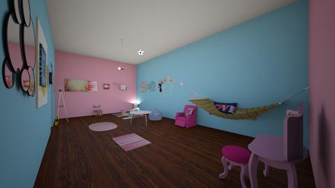 Kids Playroom  - Kids room  - by txulu_2000