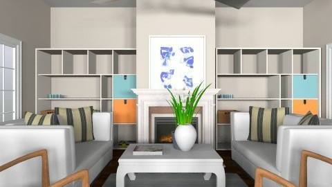 Starch family room - Country - Living room  - by dancergirl1243