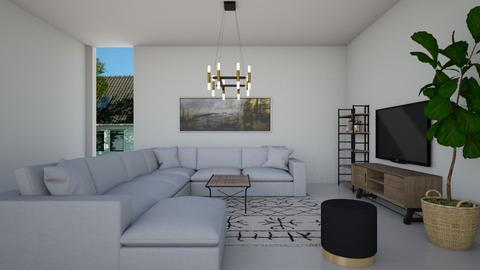 88 3 - Classic - Living room  - by Lia Malhi
