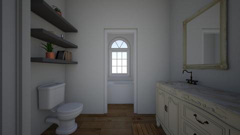 Bonus Bathroom - Bathroom  - by sierra11