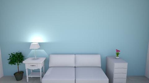 Desain Studio Atas - Minimal - by syauqi_sahid