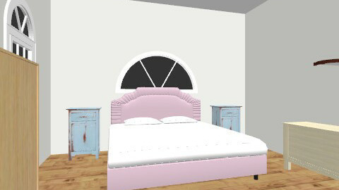 Master Bedroom - Country - Bedroom  - by venetiancat