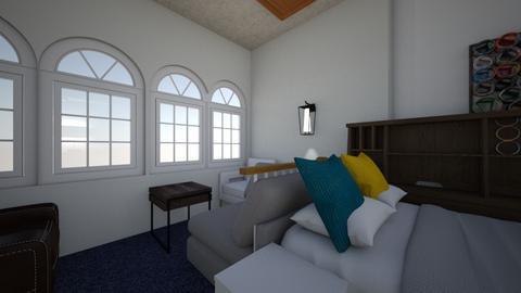 dana - Retro - Bedroom  - by danalaura