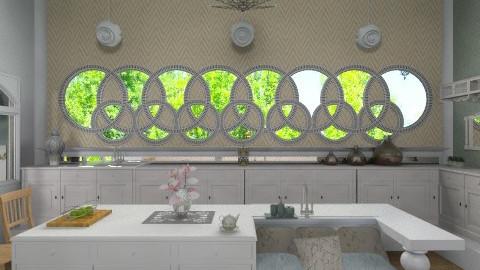 Dream Kitchen - Kitchen  - by hannahsdesigns