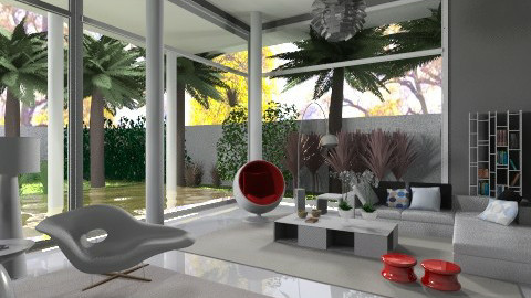 MAISON PLASTIC - Modern - Bedroom  - by arquicass