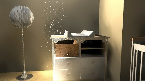 baby room - Modern - Kids room  - by DINOSAUR1234