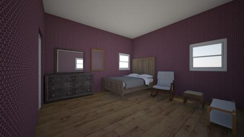 liams room - Bedroom  - by liambrady1215