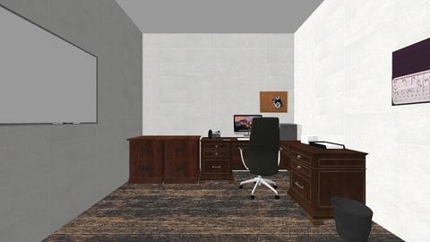 bureau - Office  - by eve14