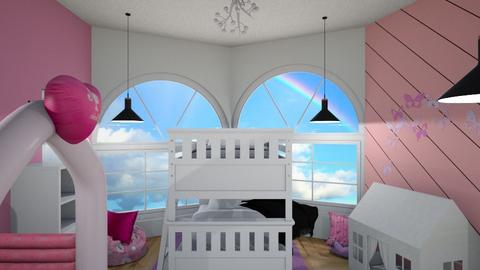Glamtastic - Kids room  - by Bree_TX