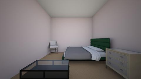 Bed room 01 - Bedroom - by meenatchi
